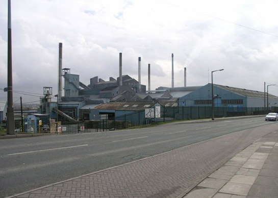 Figure 5: Redfearn Glass Factory