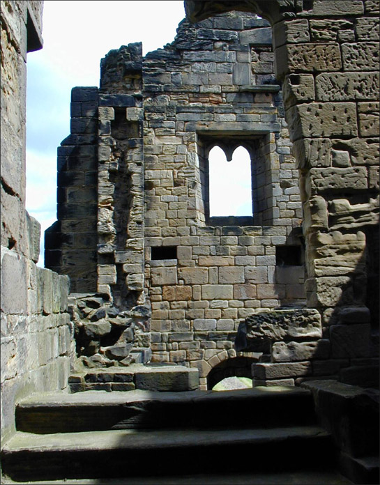 Figure 2: Upstanding remains at Monk Bretton Priory