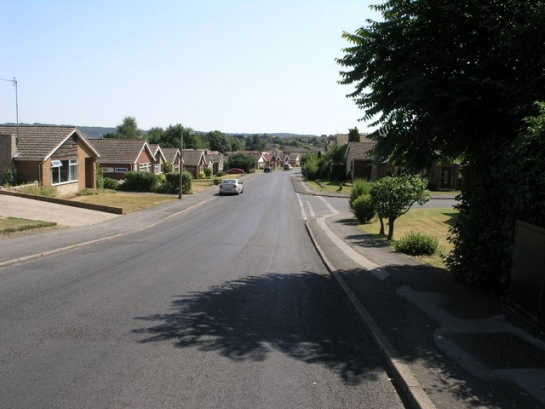 Figure 1: Sedgefield Way, Mexborough.