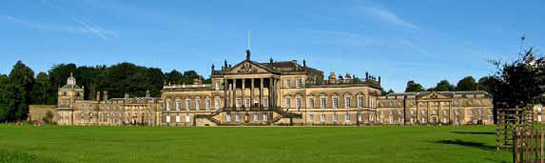 Figure 5: The East Front at Wentworth Woodhouse
