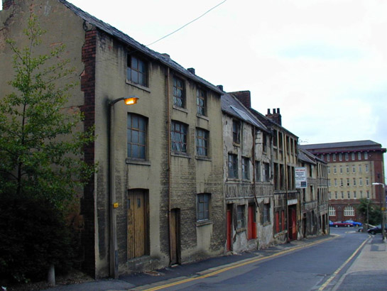 Complex Historic Town Cores South Yorkshire Historic Environment